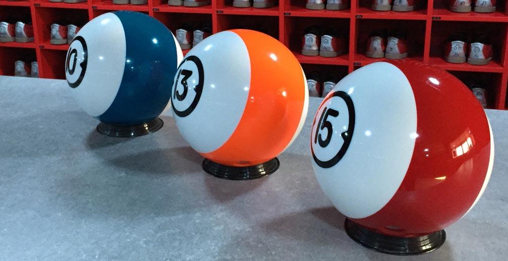 nouvelle boule - bowling de l'étole - metz - augny augny