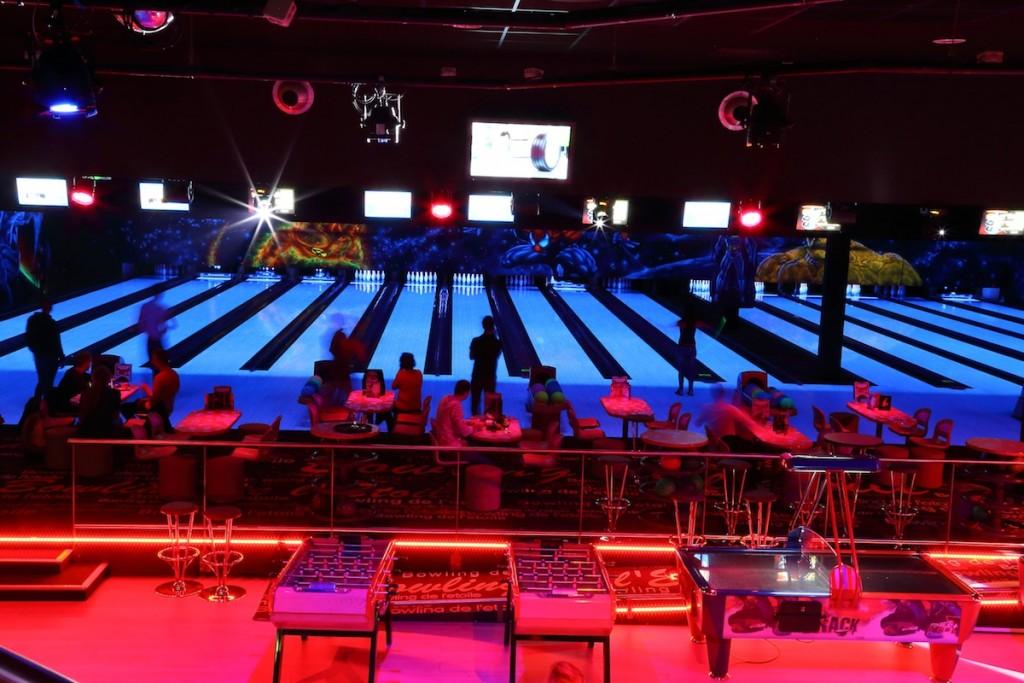 bowling de l'étoile - metz - zac d'augny