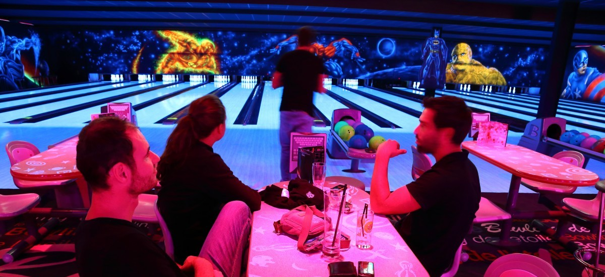 bowling de l'étoile - metz - moselle