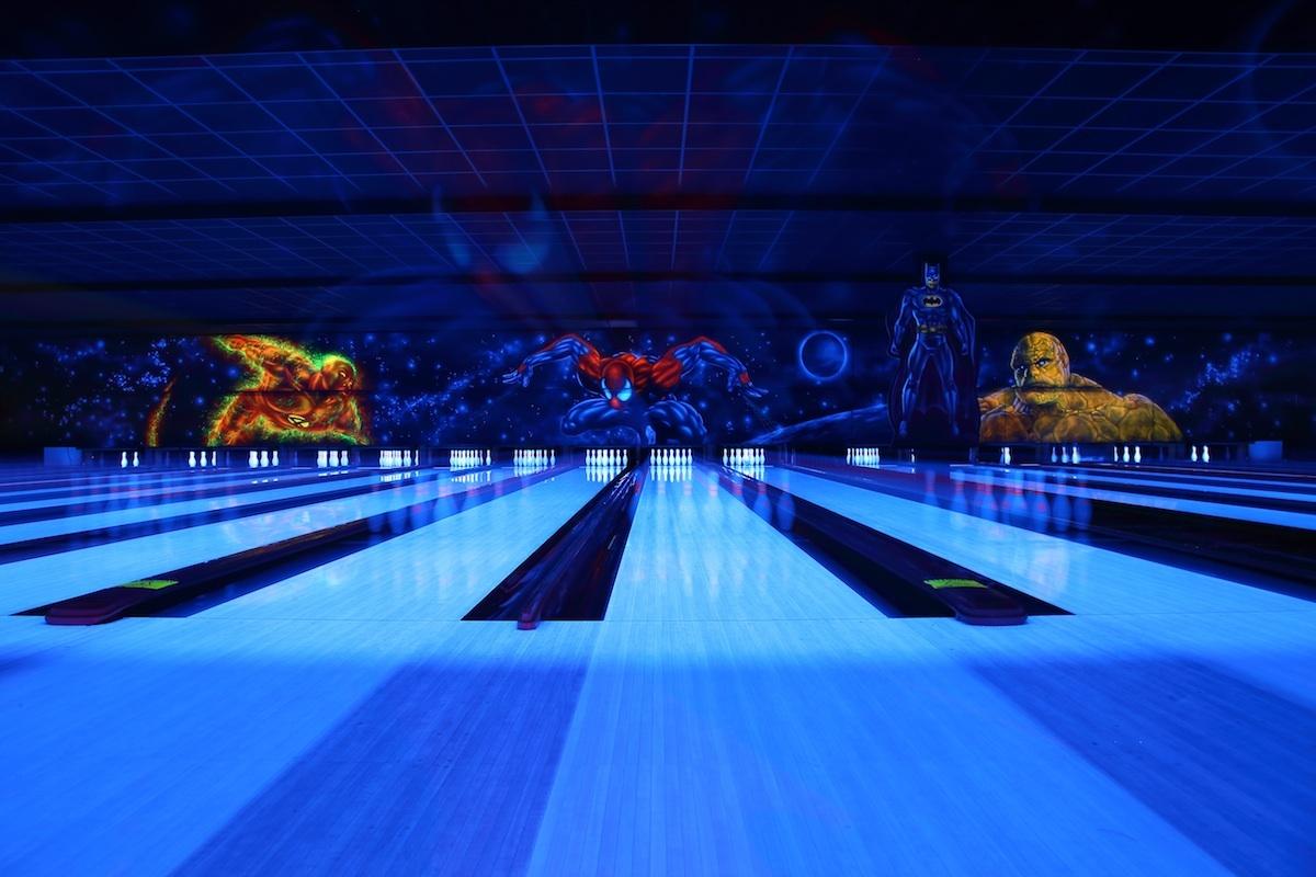 bowling de l'étoile - metz - zac d'augny - moselle