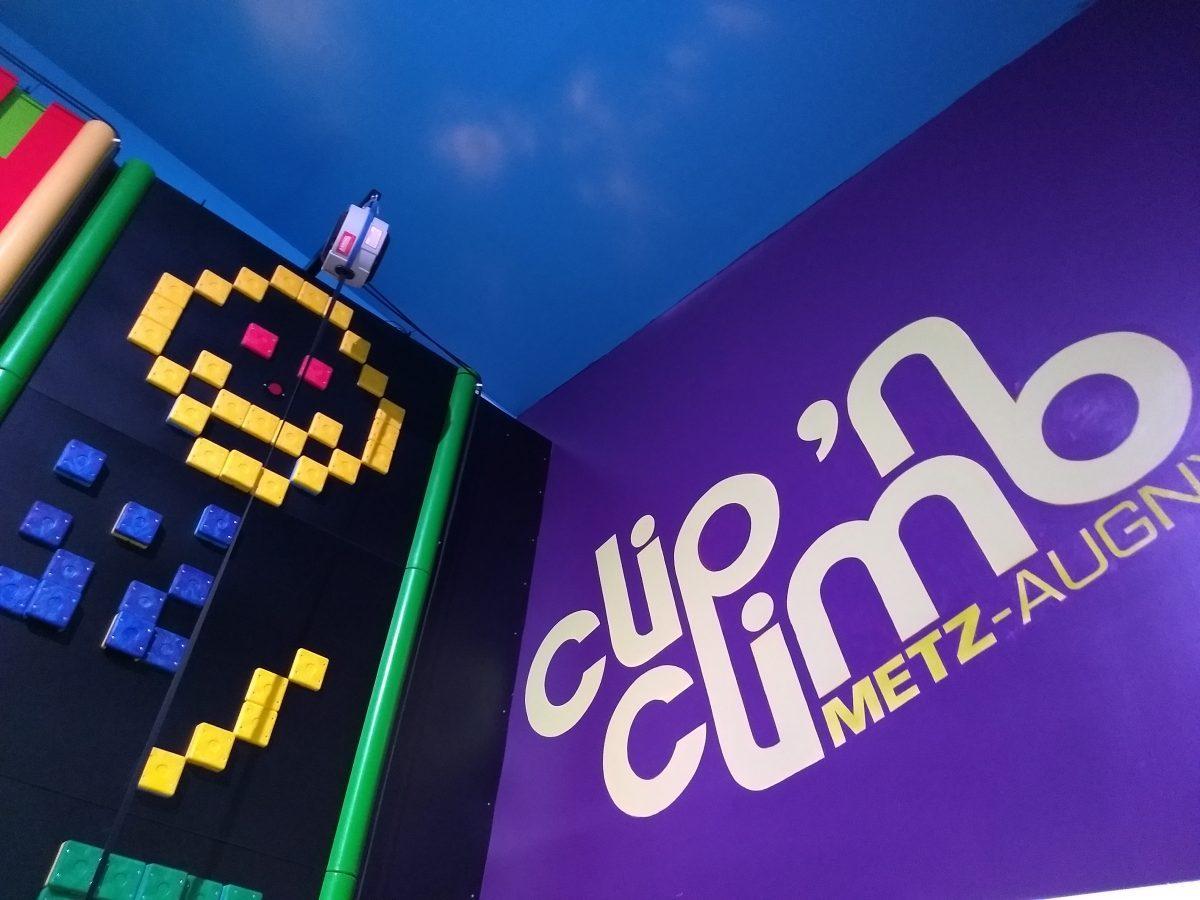 clip'n climb - metz - augny