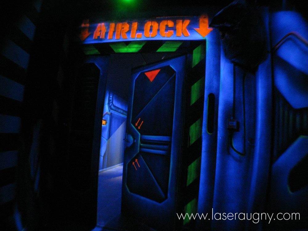 laser-megazone - zac d'augny